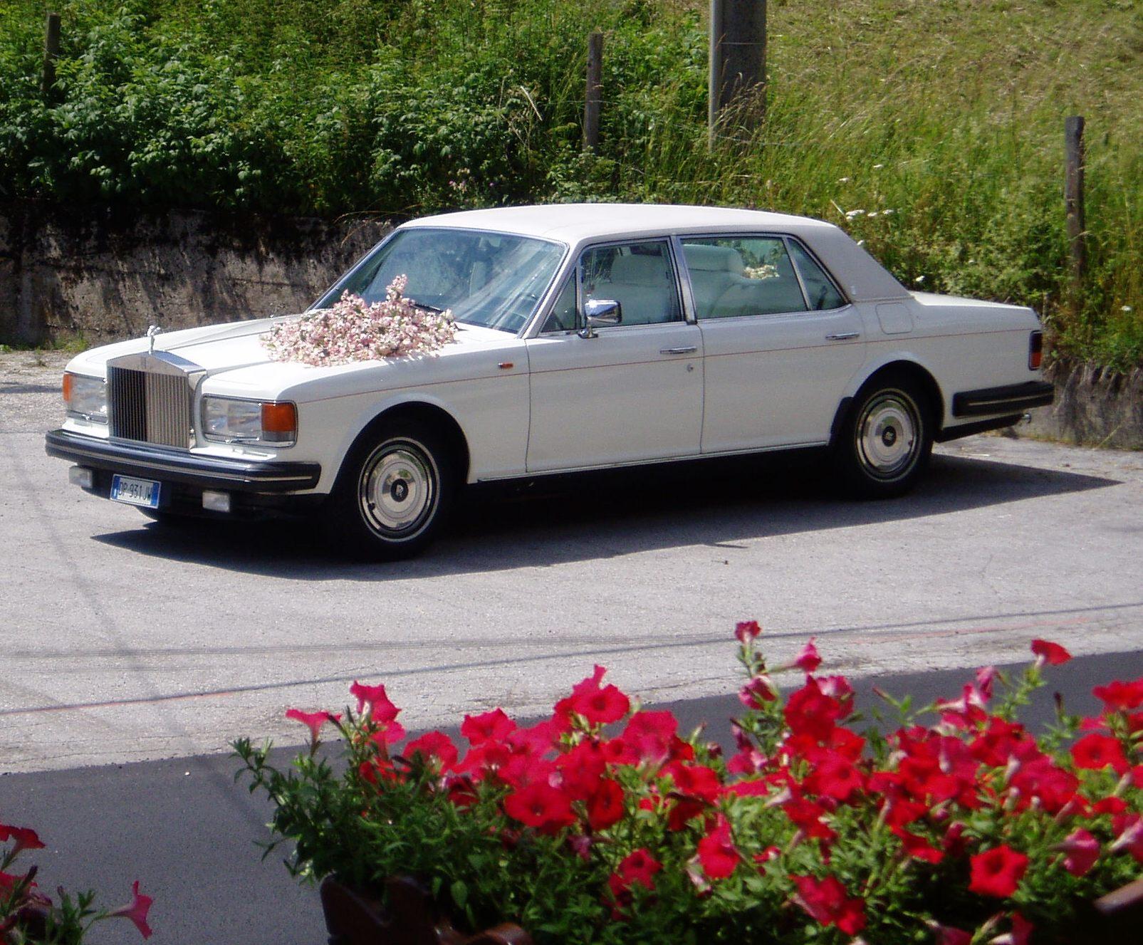 La nostra Rolls Royce d'epoca