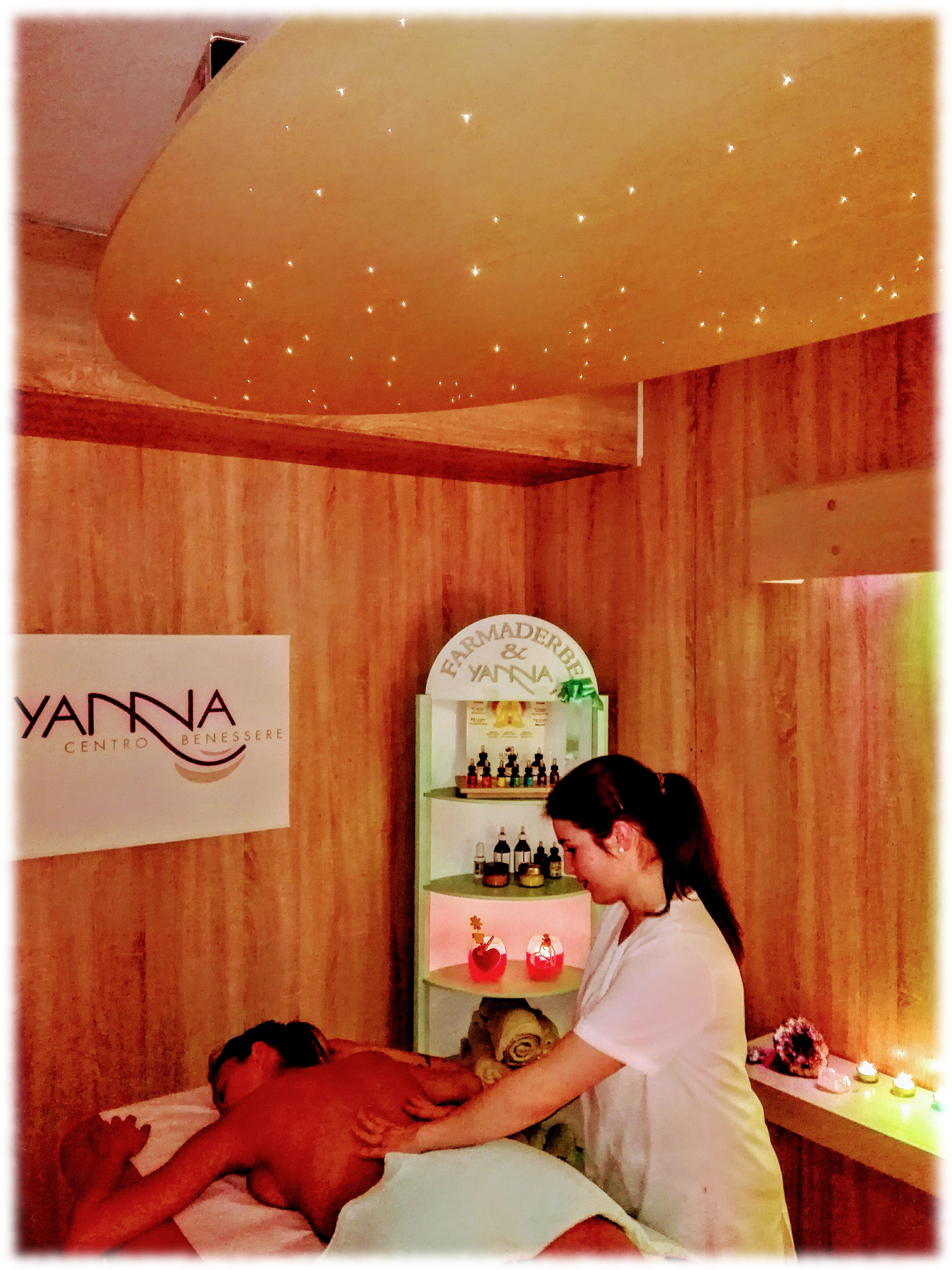 Massaggi in cabina