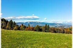 Foto panoramica Montagna Nuova